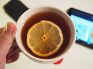 Lemon tea0